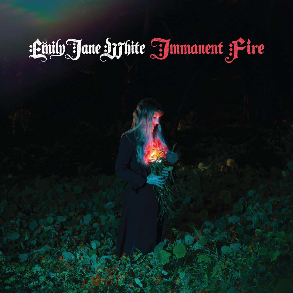 Emily Jane White - Immanent Fire - Cover